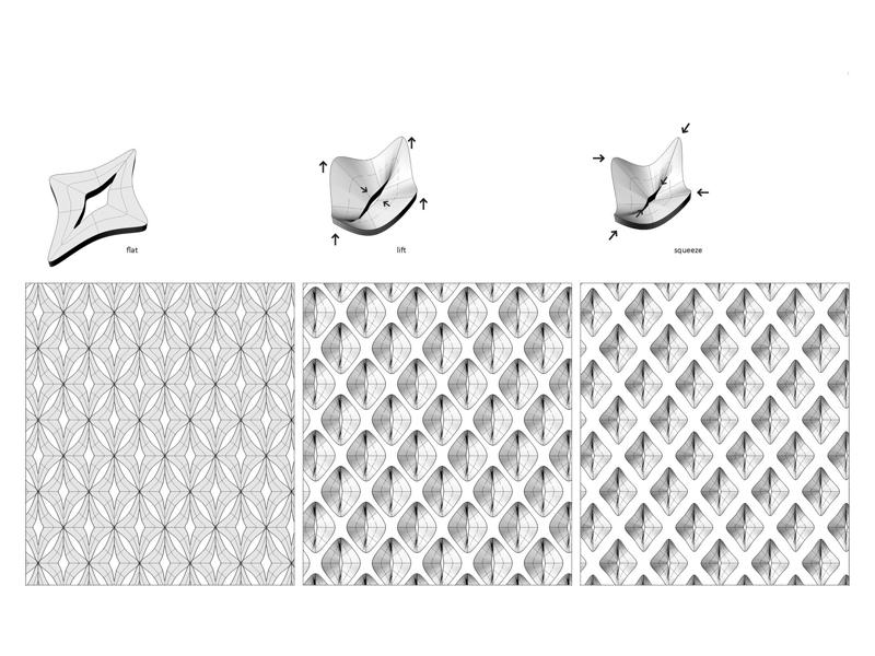 Modular Pneu Facade System Crafting Material Interfaces