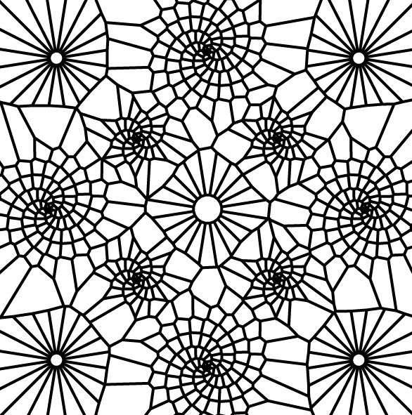 Voronoi diagram tutorial new textiles 2012 voronoi diagram tutorial ccuart Choice Image
