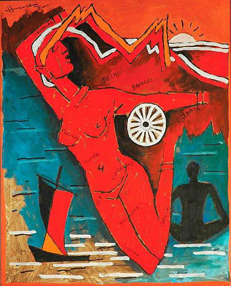 5-bharat-mata-mf-husain-painting-controversy
