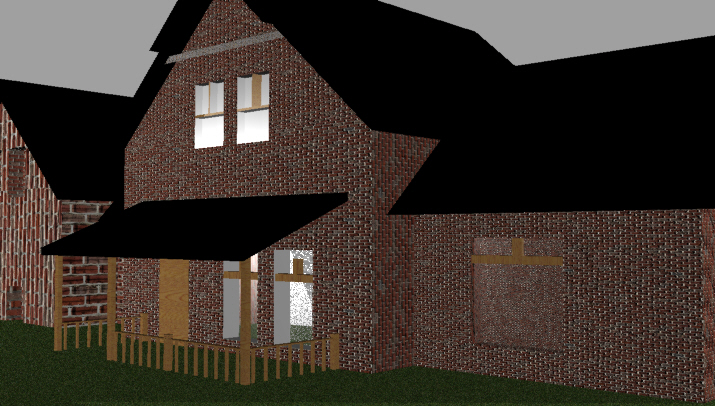 House Rendered 1