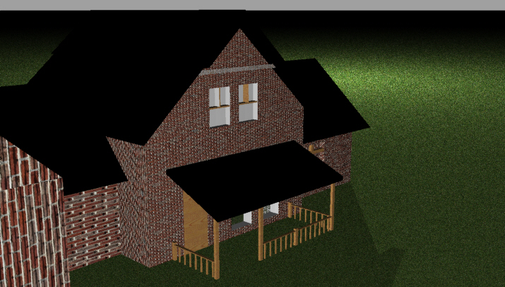 House Rendered 2